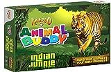 KAADOO Animal Buddy - Indian Jungle Discovery Game - Play & Learn Kids