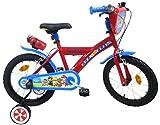 Paw Patrol - Bicicleta Infantil de 16 Pulgadas, diseño de Patrulla Canina