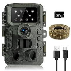 Wildkamera,1080P 20MP