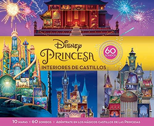 Interiores de Castillos. Disney Princesas: 1 (SOUNDS ALL AROUNDS)