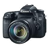 Spiegelreflexkamera Charts Platz 10: Canon EOS 70D SLR-Digitalkamera