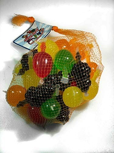 Dely-Gely Fruit Flavored Squeezable Jellies-Set of 4