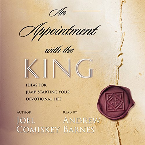 Appointment with the King audiobook cover art