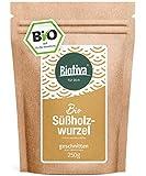 Réglisse coupé thé racine (Bio, 250g) - thé ou infusion - plusieurs infusions possible - en vrac emballés dans des sachets...