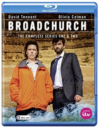 Broadchurch (Complete Series 1 & 2) - 4-Disc Set ( ) [ UK Import ] (Blu-Ray)