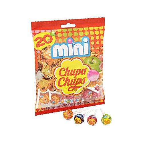 Chupa Chups Mini Bag 20 Per Confezione - Confezione da 2
