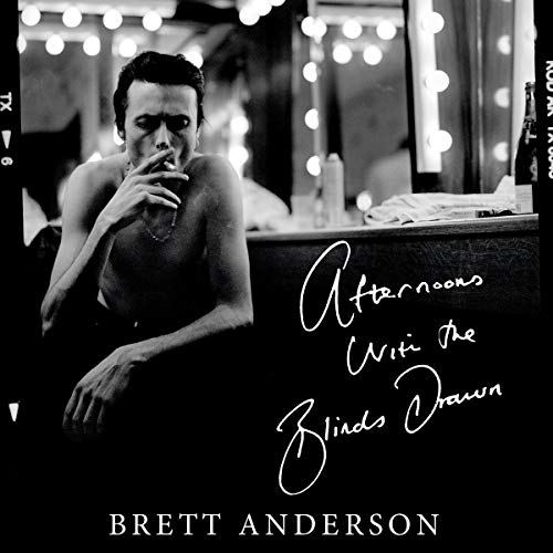 Afternoons with the Blinds Drawn audiobook cover art