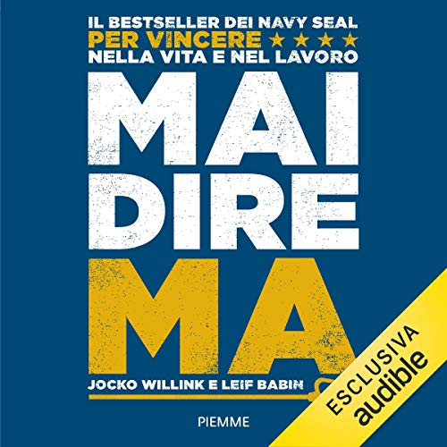 Mai dire ma audiobook cover art