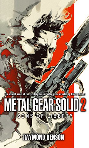 Metal Gear Solid: Book 2: Sons of Liberty (Tom Thorne Novels)