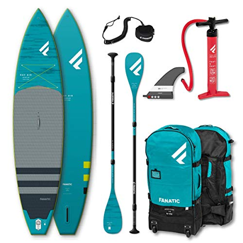 Fanatic Bamboo Carbon 50 3 teilig SUP Paddel