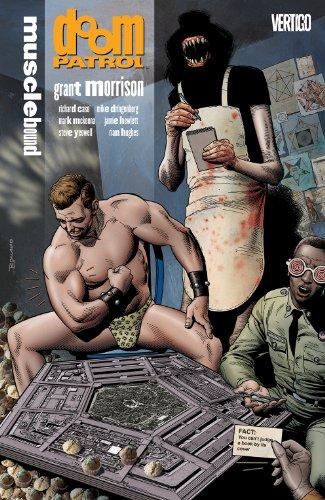 Doom Patrol (1987-1995) Vol. 4: Musclebound (English Edition)