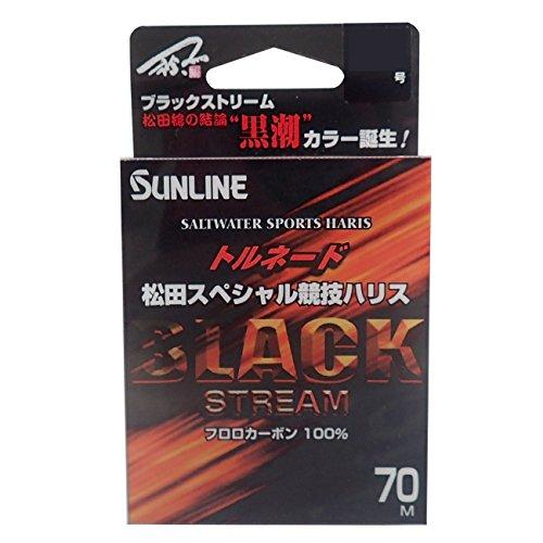トルネード松田スペシャル競技 ブラックストリーム 3号 70m