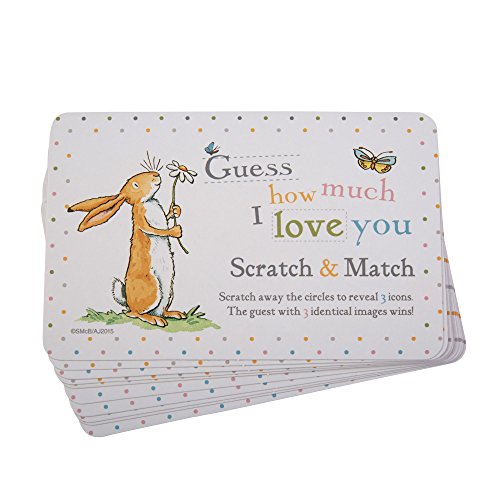 Guess How Much I Love you -Scratch Card Game (10)