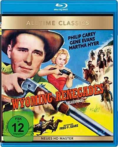 Wyoming Renegades - Galgenvögel (Kinofassung in HD neu abgetastet) [Blu-ray]