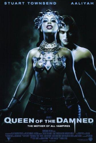 Reina de los condenados–Póster de la película (27x 40Inches–69cm x 102cm) (2002) por decorativo pared Póster