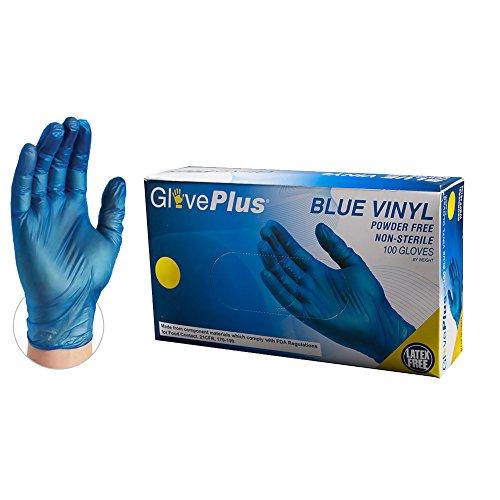 GlovePlus Vinyl Gloves Online Order