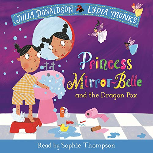 Princess Mirror-Belle and the Dragon Pox Titelbild