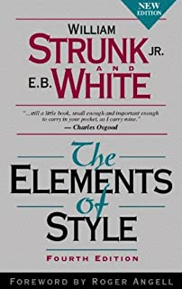 The Elements of Style (020530902X) | Amazon price tracker / tracking, Amazon price history charts, Amazon price watches, Amazon price drop alerts