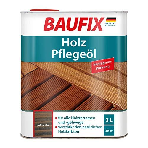 BAUFIX Holz-Pflegeöl, palisander, 3L