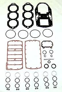OMC / JOHNSON / EVINRUDE 200 , 225 , 250 HP 2005 & Up Complete Power Head Gasket Kit V6 3.3 Liter E-Tec WSM 500-146-03 OEM# 5006342
