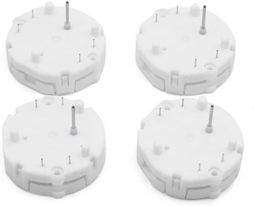 uxcell 4pcs X27 589 White Tachometer Gauge Cluster Max 51% OFF Speedometer S Challenge the lowest price