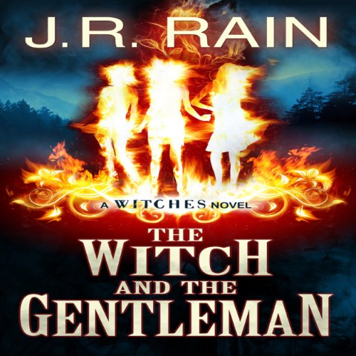 The Witch and the Gentleman cover art