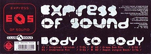 Body to body [VINYL]