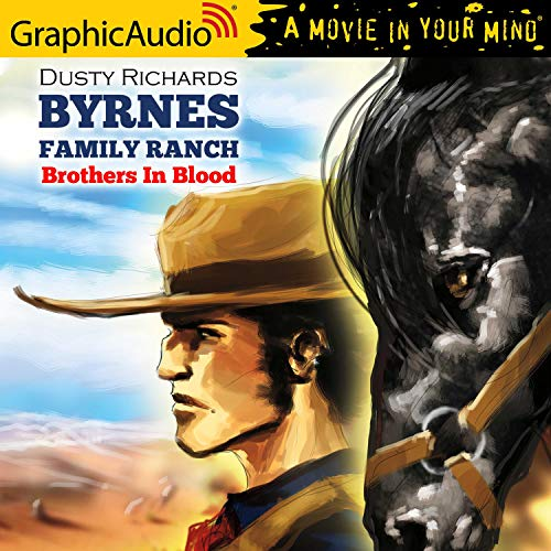 Brothers In Blood [Dramatized Adaptation] cover art