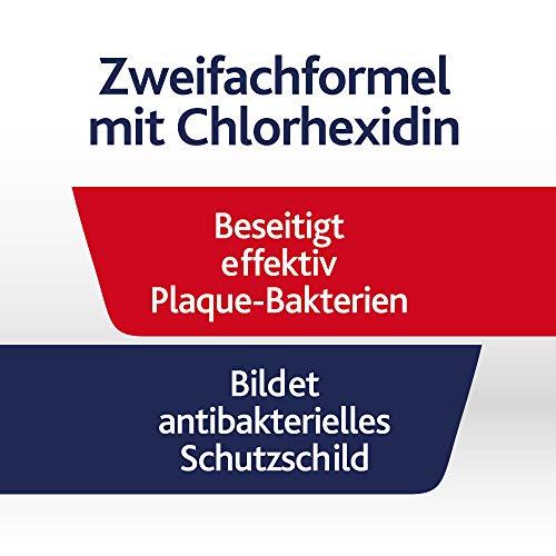 Chlorhexamed tägliche Mundspülung, Zahnfleischschutz durch klinisch geprüfte Zweifachformel mit Chlorhexidin (0,06 Prozent), 500 ml