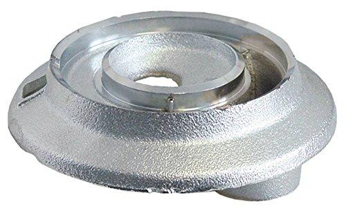 Modular Brennerkopf für Gasherd 65/40PG-40P für Brennerdeckel ø 110mm 7500W ø 150mm Brennertyp E Kennzahl 672.077A