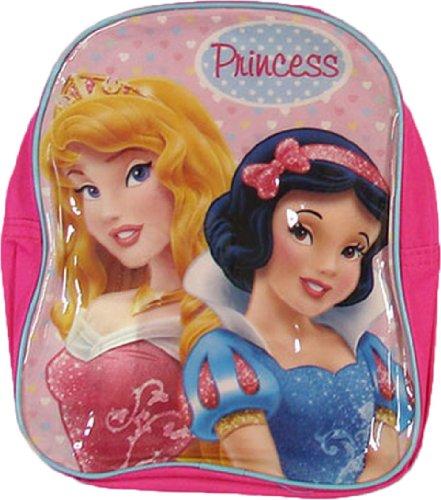 Disney Pixar Cars Zaino per bambini, diversi motivi: Principesse/Minnie/Topolino/Hello Kitty Principessa