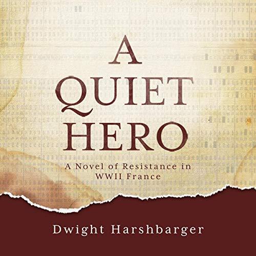 A Quiet Hero audiobook cover art