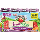 Apple & Eve Fruitables, Berry Berry Juice, 6.75 Fluid-oz, 40 Count