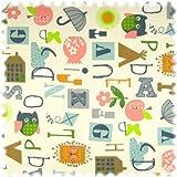 polstereibedarf-online Farbdruck Möbelstoff Children