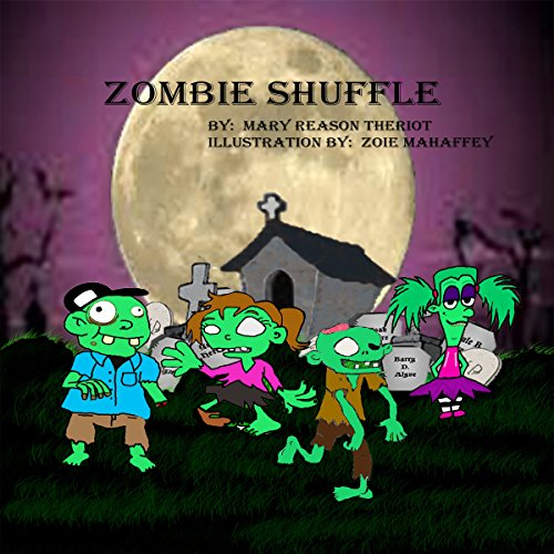 Zombie Shuffle audiobook cover art