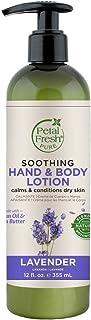 Petal Fresh Lavanta Özlü Yatıştırıcı El ve Vücut Losyonu, 355 ml