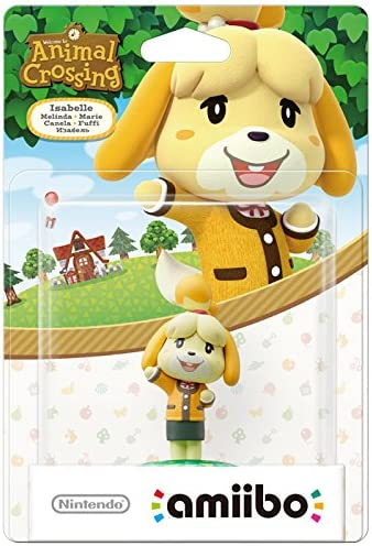 Amiibo 'Animal Crossing' - Marie
