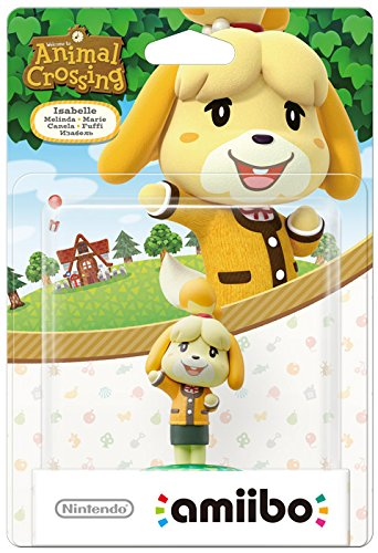 Nintendo Isabelle Animal Crossing - Figuras de acción y de colección (Collectible Figure, Animal Crossing, Multicolor, Ampolla)
