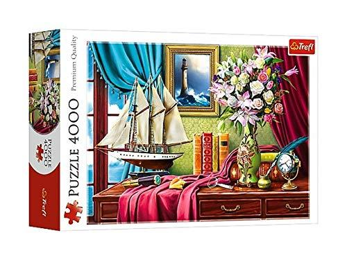 Trefl 45008 Puzzles 4000 Puzzels, farbig