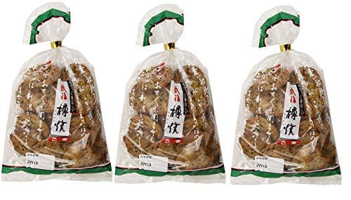 三幸製菓 越後樽焼 ごま 袋111g [4959]
