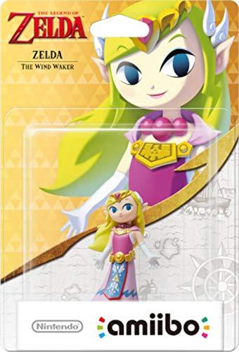 """Amiibo """"The Legend of Zelda : The Wind Waker"""" - Zelda"""
