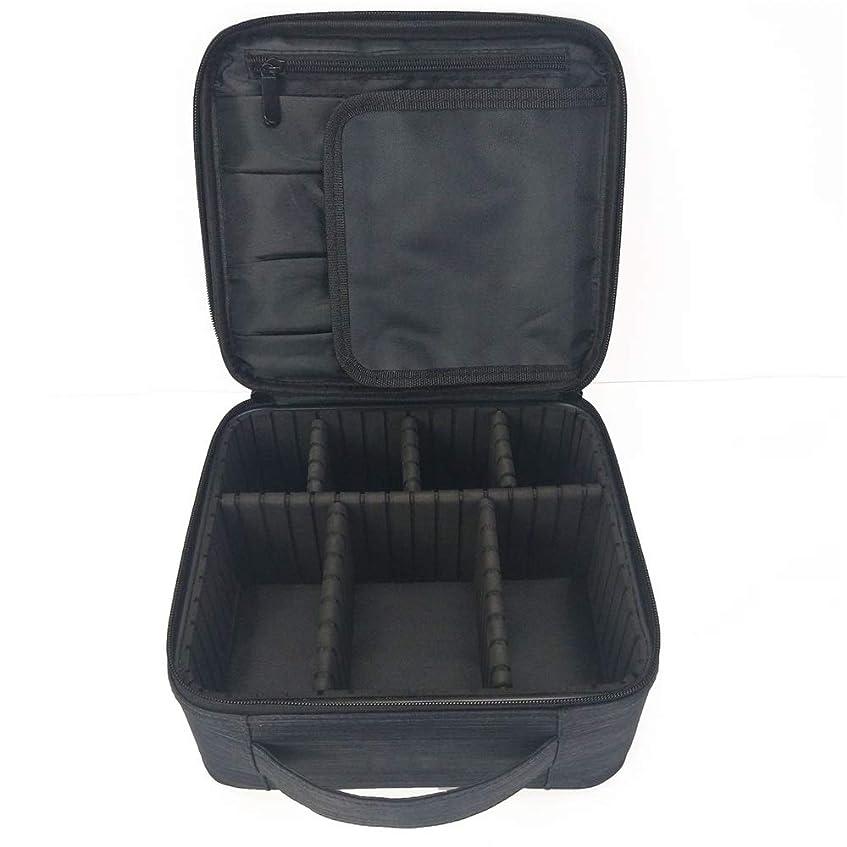 結果傾くヒープ特大スペース収納ビューティーボックス 女の子の女性旅行のための新しく、実用的な携帯用化粧箱およびロックおよび皿が付いている毎日の貯蔵 化粧品化粧台