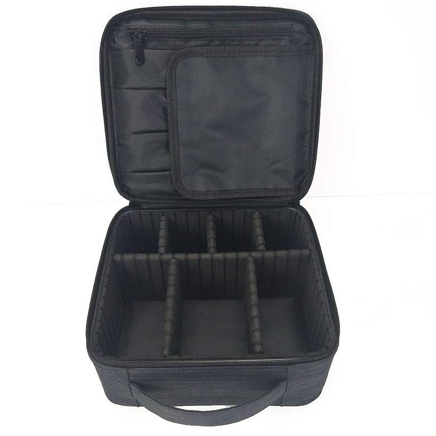 分類速記パッケージ特大スペース収納ビューティーボックス 女の子の女性旅行のための新しく、実用的な携帯用化粧箱およびロックおよび皿が付いている毎日の貯蔵 化粧品化粧台