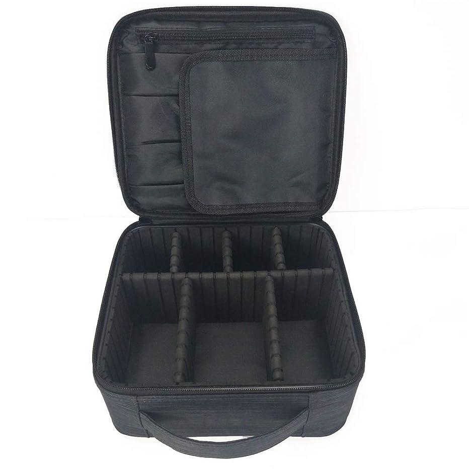 防ぐ主婦サポート特大スペース収納ビューティーボックス 女の子の女性旅行のための新しく、実用的な携帯用化粧箱およびロックおよび皿が付いている毎日の貯蔵 化粧品化粧台