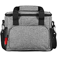 Esonmus 15L Insulated Leakproof Lunch Cooler Bag