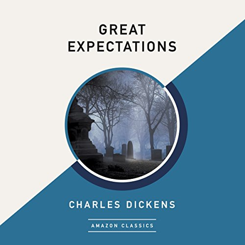 Great Expectations (AmazonClassics Edition) audiobook cover art