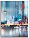 Artland Leinwandbild Wandbild Bild auf Leinwand 60x80 cm