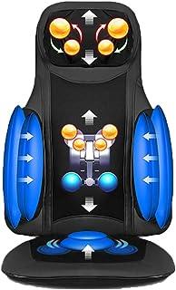 Masajeadores para Pies y Piernas Masajeador de Espalda Electrico Cojín de Masaje Shiatsu Amasamiento Tejido Profundo Airbag Calefacción Vibración Mano Maquinaria 4D Cintura Cuello Espalda