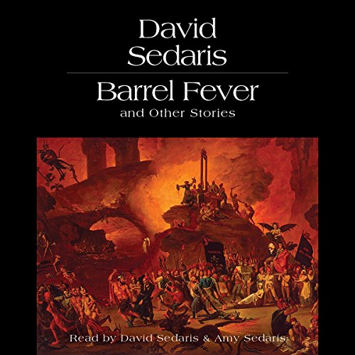 Barrel Fever and Other Stories  By  cover art