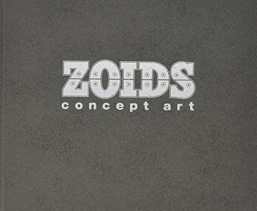 ZOIDS concept artの詳細を見る